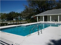 Doral Woods Community Pool / All homes have private pool, plus community pool.