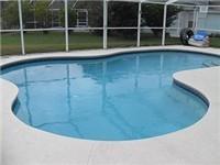 Large Sparkling Pool