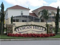 Tuscan Hills Subdivision  Properties