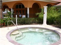Solana Resort  Hot Tub