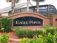Eagle Pointe Subdivision located off of Hwy. 192 and a few miles down Poinciana Blvd. Quick drive to Disney Attractions and Sea World.
