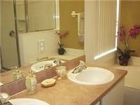One of three Bathrooms