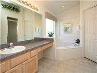 Large lovely master bath