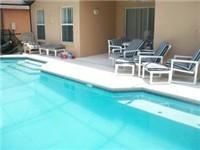 Nice oversized pool