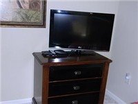 One of several TV's