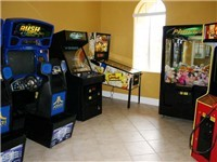 Solana Resort Games Room