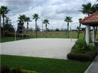 Solana Sand Tennis on property