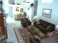 Spacious living and dinning rooms