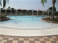 Aviana Community Pool / All homes have a private pool in addition to a nice community pool and club house.