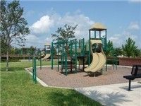 Westhaven's playground on property