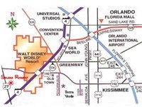 Solana Resort Map