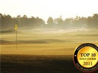 Voted in TOP 100 Golf Courses in the country.