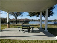 Bridgewater Crossing Picnic Area with BBQ