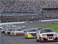 Daytona Race Track only fifteen minutes from all properties.