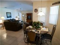 Dinette area off of kitchen
