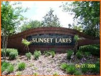 Sunset Lakes Subdivision  Properties