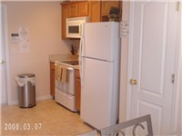 Kitchen and kitchenette