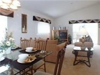 Family Room and dinning room