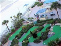 Mini Golf ocean side