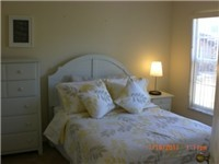 Full Bedroom plus a bedroom with two twin beds. Four bedrooms total
