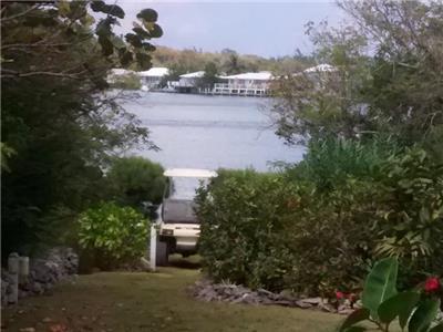 view toward white sound harbour
