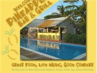 Pineapple's Bar & Grill - Restaurant in The Bahamas