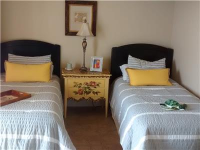 2 nd guest bedroom