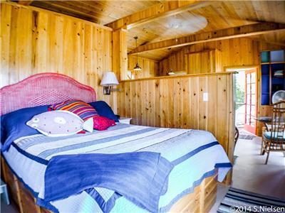 Bo' cottage -  bedroom