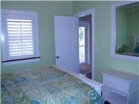 Guest bedroom #1 with queen