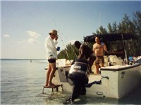 Lincoln Jones - Tourist Attraction in Green Turtle Cay