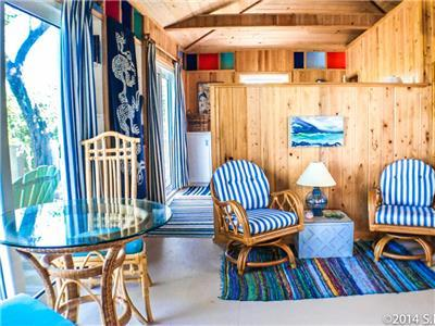 Bo' Cottage - Living room