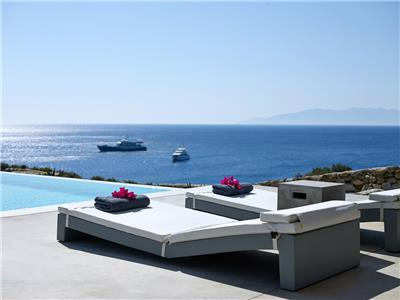 Gv Mykonos Heavenly Seafront Estate