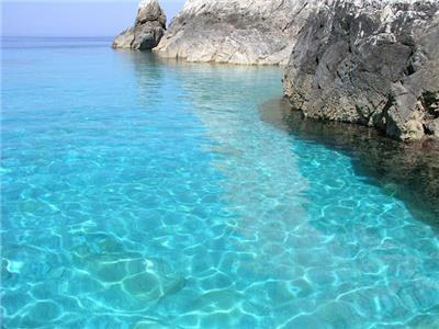 CLEAR BLUE WATERS