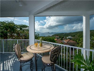 Enjoy Incredible Views and Sunsets on the Deck