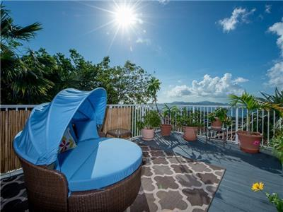 The Honeymoon Suite Offers Unparalleled Views