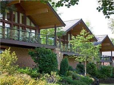 Cameron House Lodges In Scotland Loch Lomond Luxury