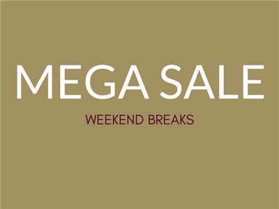 Mega Sale Weekend Breaks