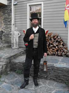 Harpers Ferry Ghost Tour