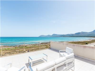 Beach House Pink Rose B in Son Serra - Mallorca