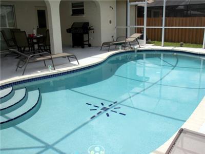 Cockrell pool