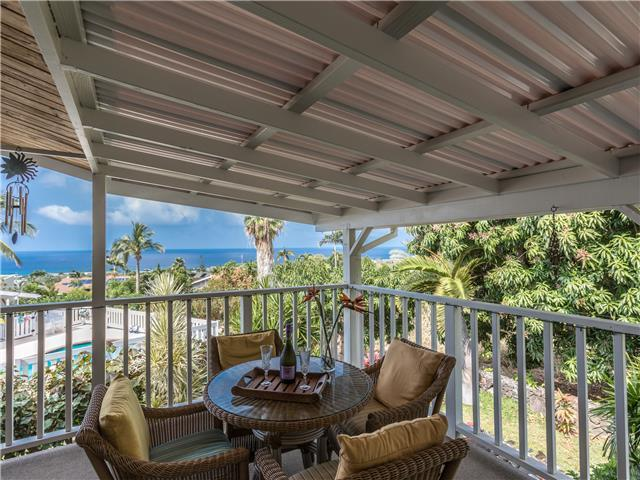 Kona Home! Big oceanview! Pool!  Quiet location! Summer special $200 a night!