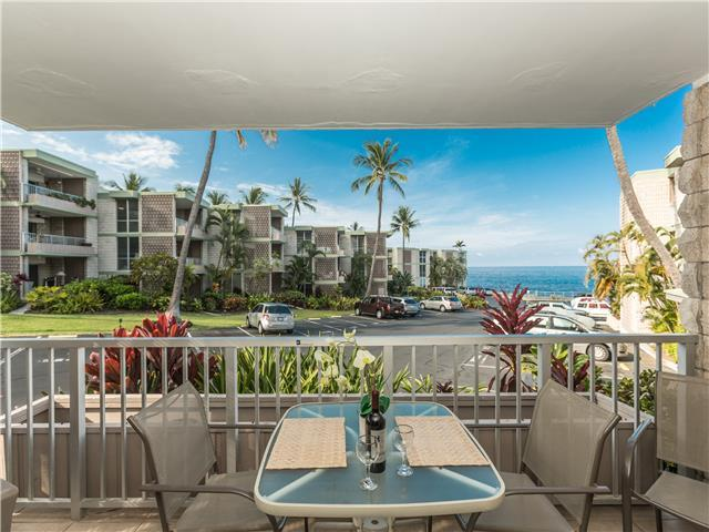 Alii Villas #126. Ocean view! Some March and April openings!