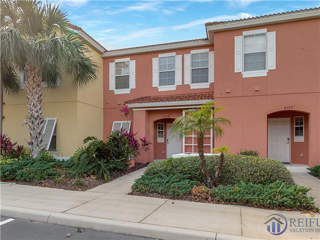 ENCANTADA (8575BLL) - 3BR 2.5BA Townhome, private Pool, gated