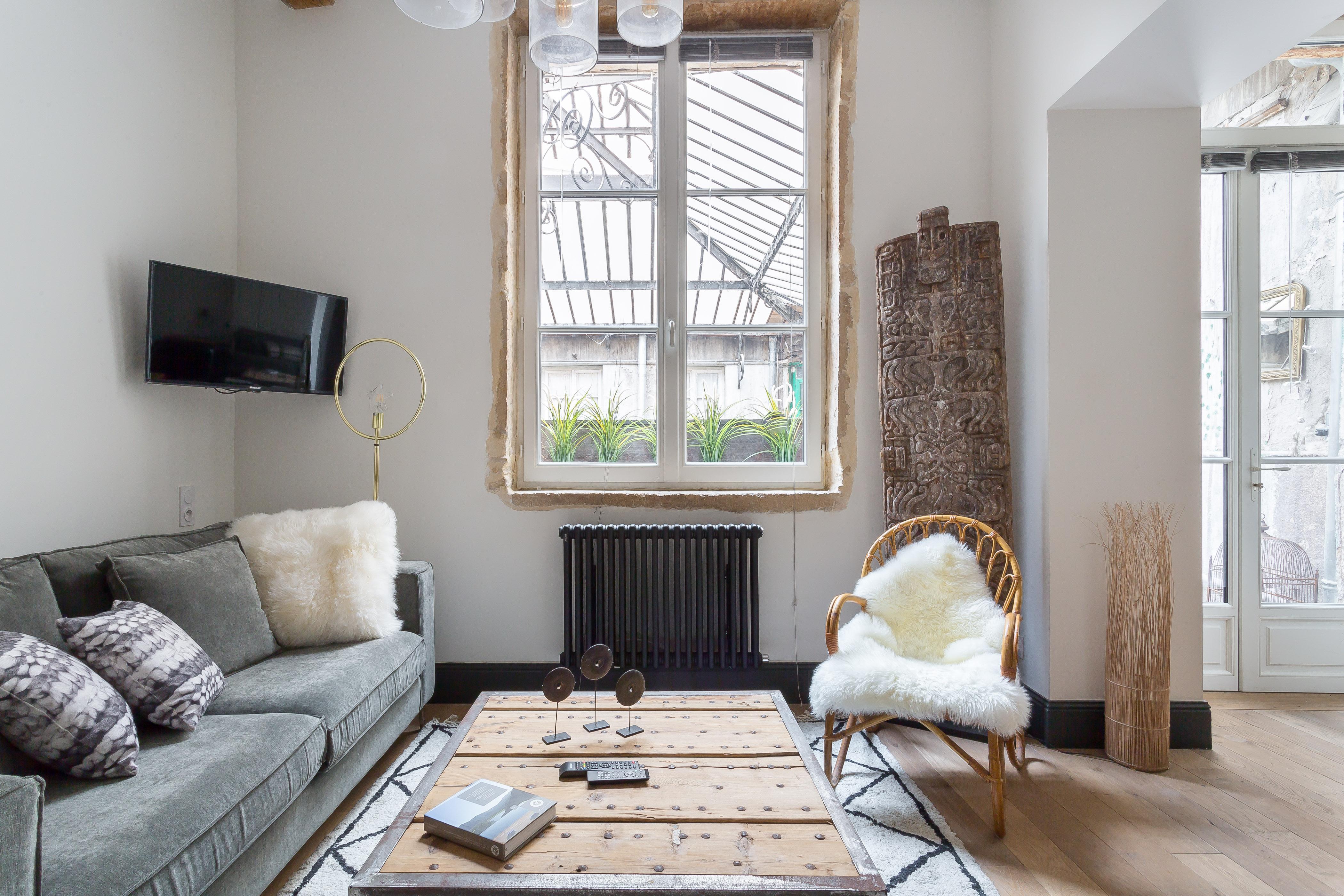 Ferienhaus Mazzini - Location Studio - Lyon 1 (2295922), Lyon, Ardèche-Drôme, Rhône-Alpen, Frankreich, Bild 1