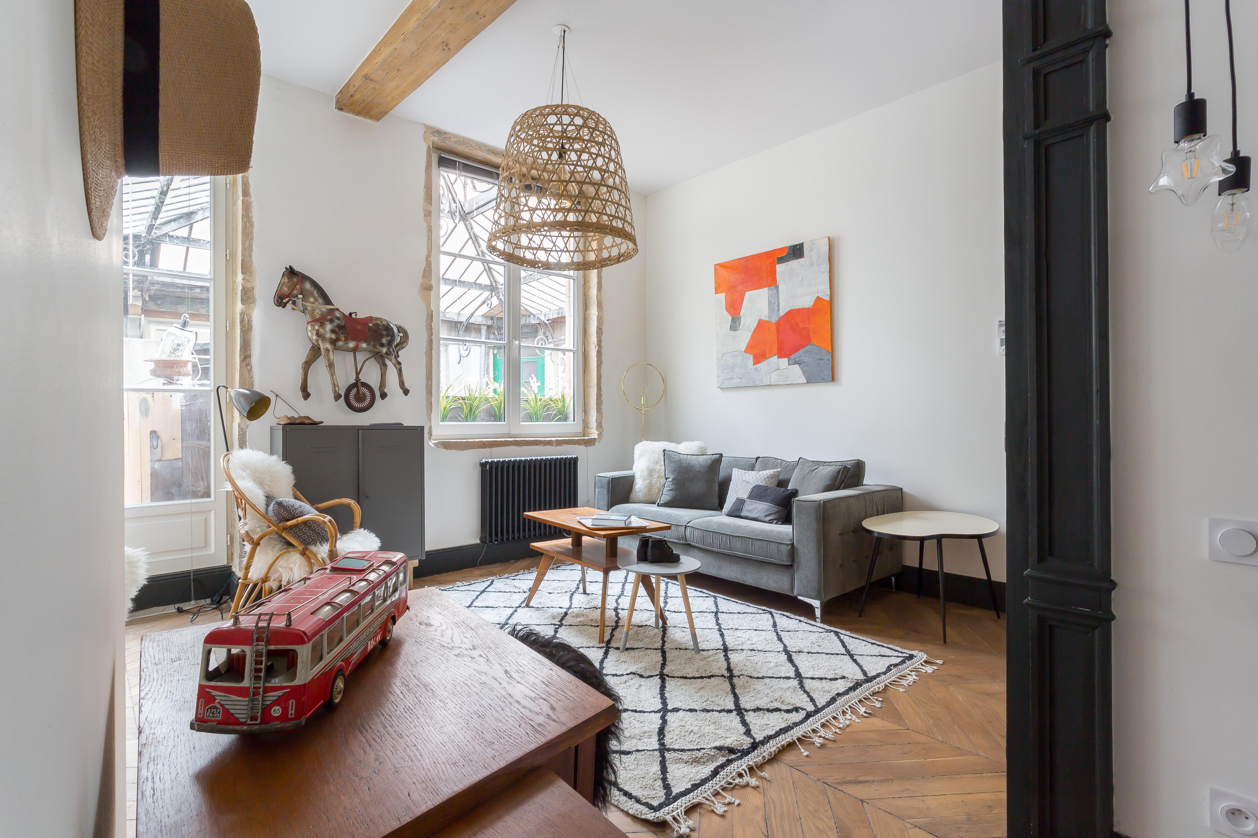 Ferienhaus Milan - Location Studio - Lyon 1 (2295921), Lyon, Ardèche-Drôme, Rhône-Alpen, Frankreich, Bild 15