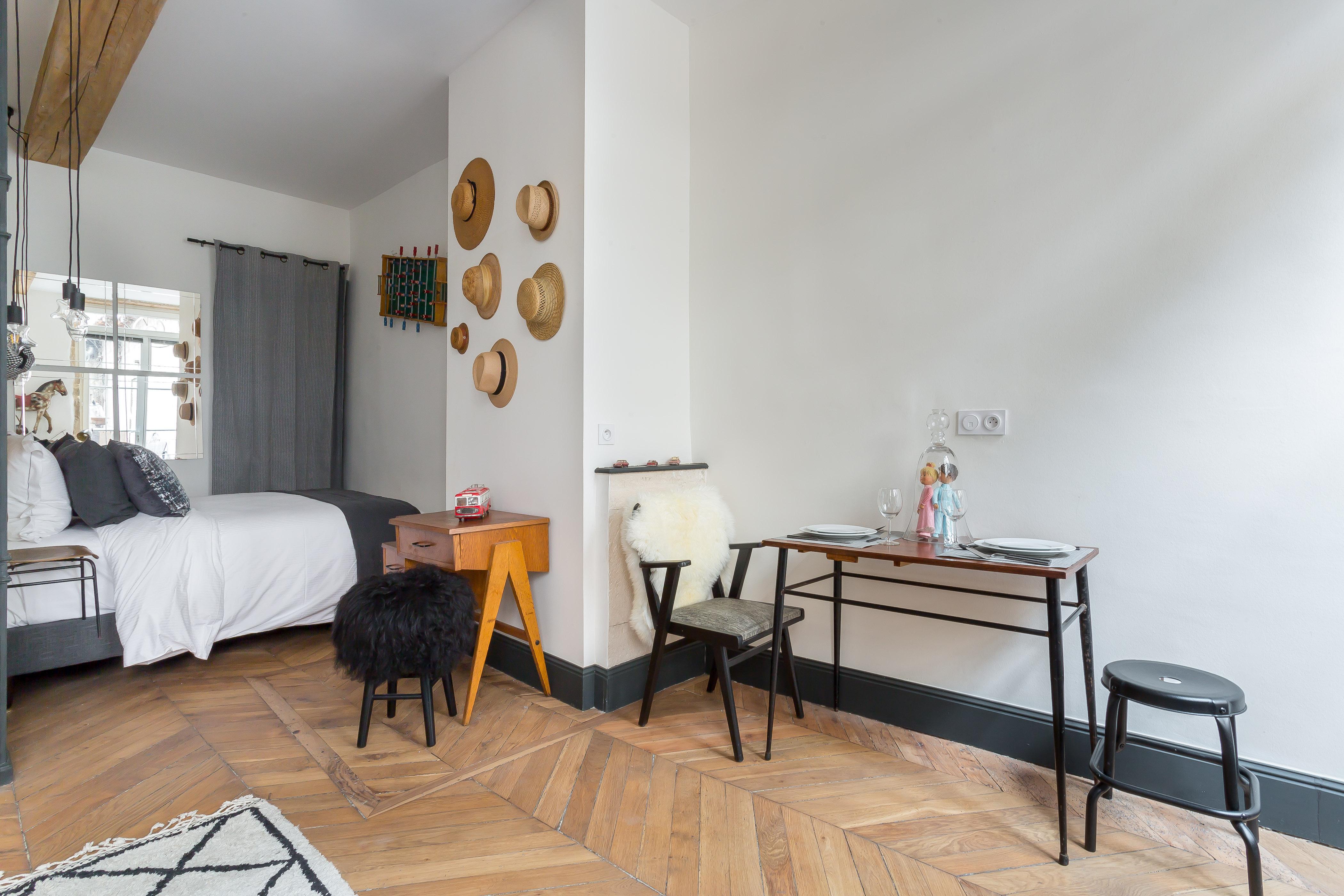 Ferienhaus Milan - Location Studio - Lyon 1 (2295921), Lyon, Ardèche-Drôme, Rhône-Alpen, Frankreich, Bild 6