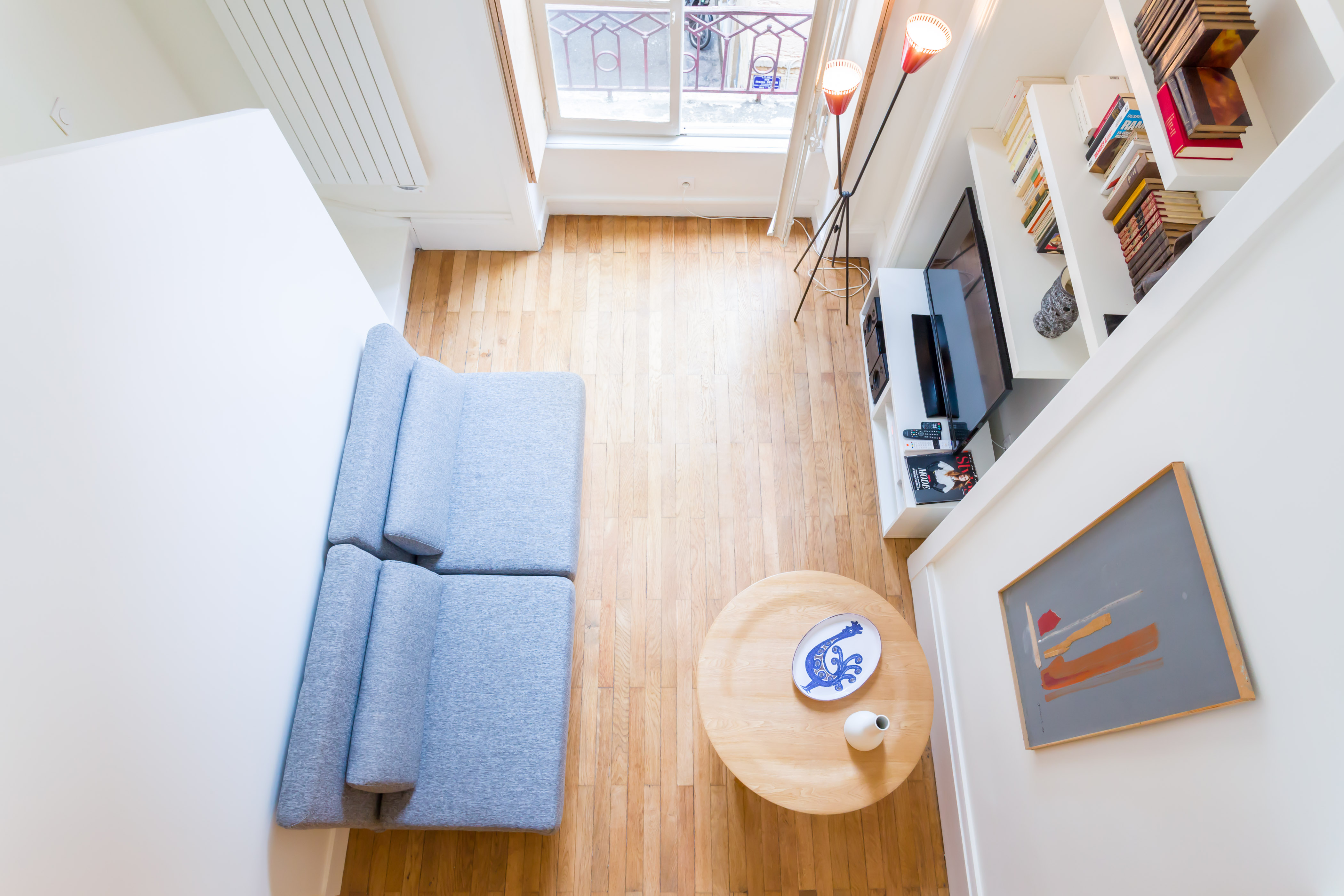 Holiday house in lyon 1er arrondissement france opera for Location t2