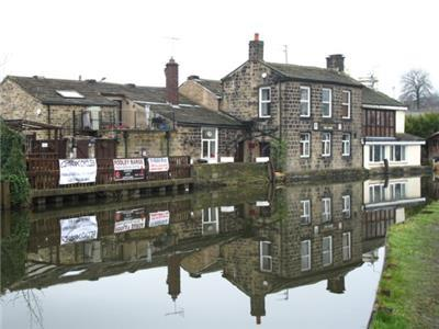 Rodley Barge