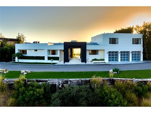 Briarcrest Estate | Spectacular Panoramic Views From The Highest Point in Beverly Hills