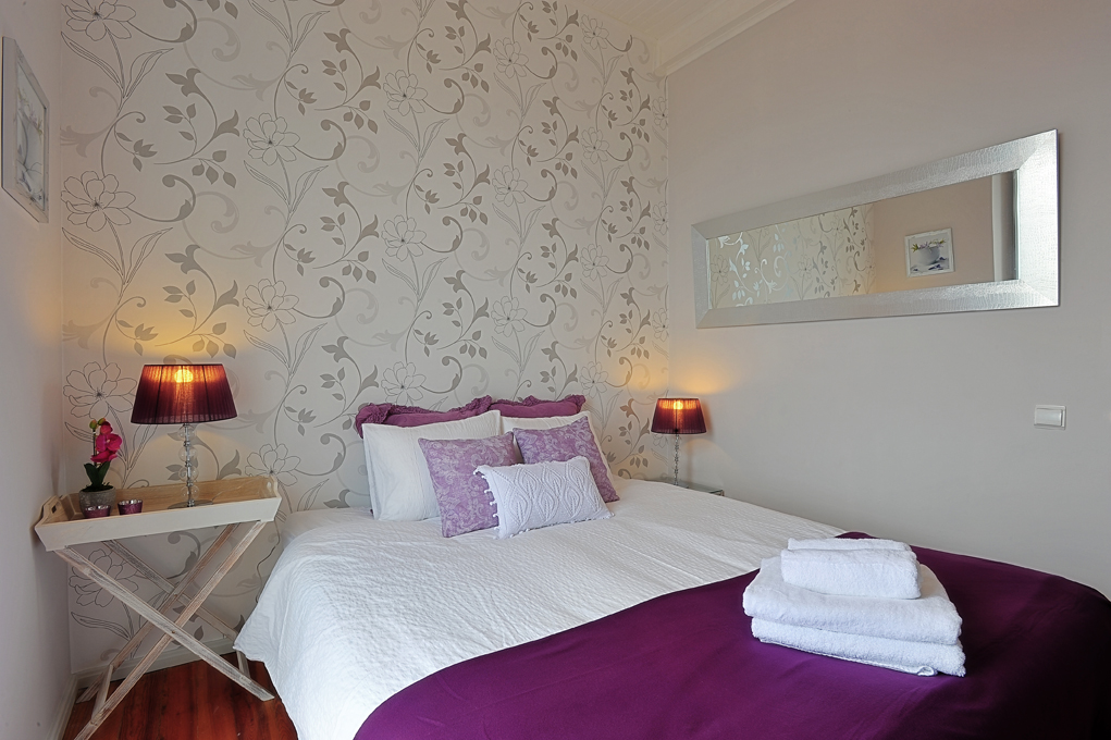Bedroom 1(prepared with double bed)